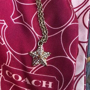 Coach necklace